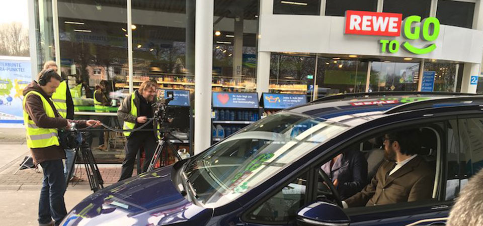 Aral goes Rewe To Go – Interne Spots
