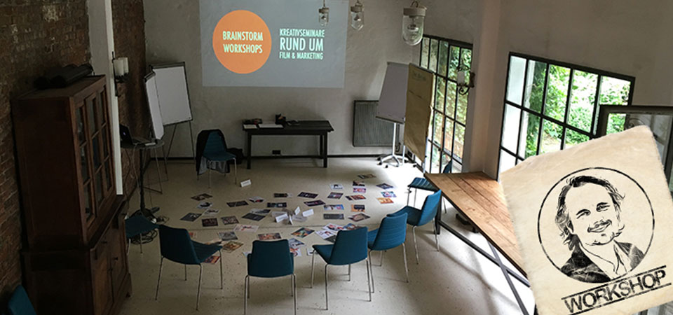 Brainstorm Workshop – Workshop in Winterhude