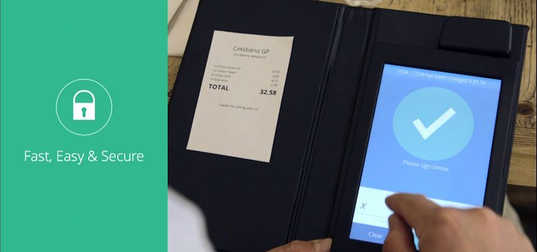 Touchpoint – Pay at the Table with Digital Bill Folio